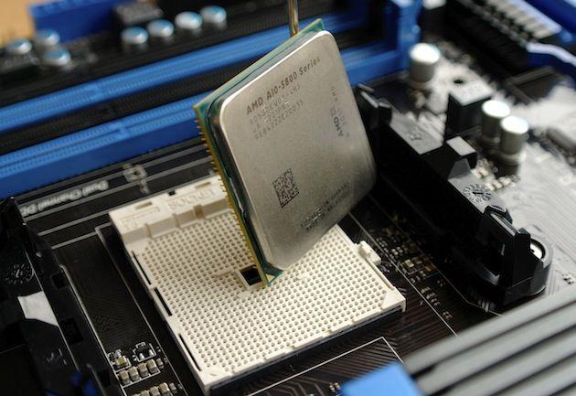 AMD APU Trinity A10-5800K a 7,3 GHz 29