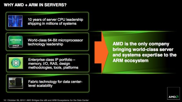 AMD anuncia procesador ARM para servidores ¿Y para el PC? 35