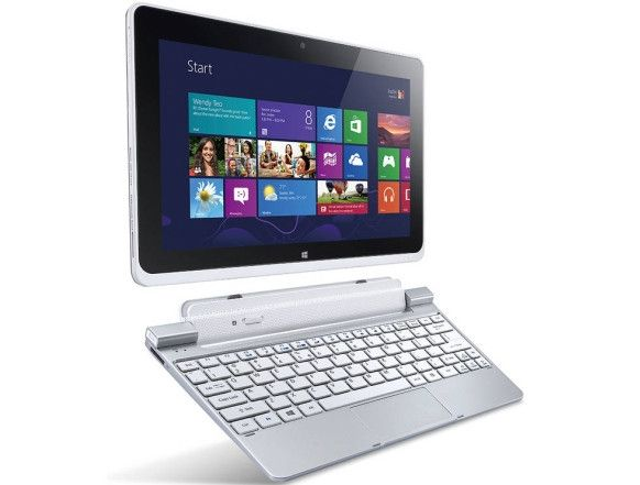 Acer Iconia W510, tablet 10 '' Clover Trail y Windows 8 a precio de iPad: 499 dólares 30