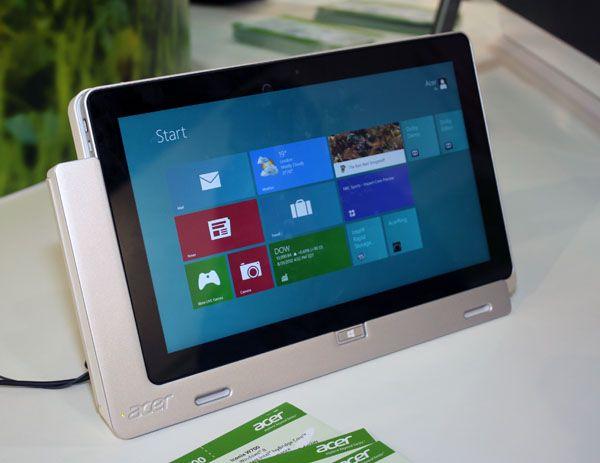 Acer Iconia W700, tablet Ivy Bridge con Windows 8 31