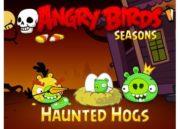 Angry Birds Seasons se viste de Halloween en iOS 35