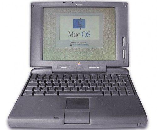 36 años de evolución de producto Apple 57