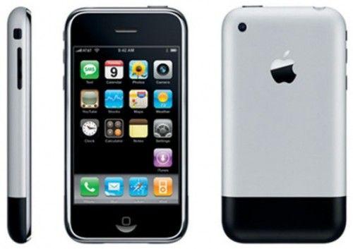 36 años de evolución de producto Apple 75