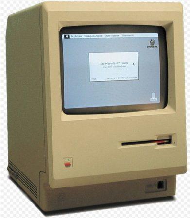 36 años de evolución de producto Apple 45