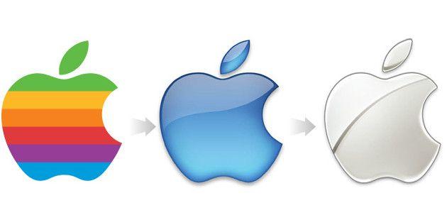 36 años de evolución de producto Apple 36