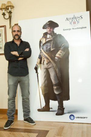 Presentación oficial Assassin's Creed III en español 31