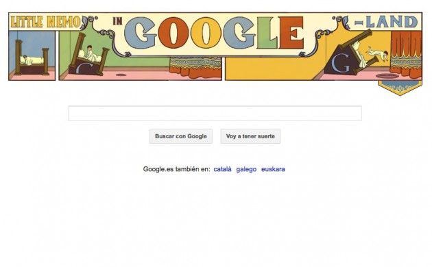 Nuevo Doodle interactivo en Google: Little Nemo 36