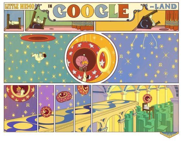 Nuevo Doodle interactivo en Google: Little Nemo 38
