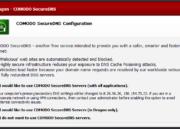 Comodo SecureDNS