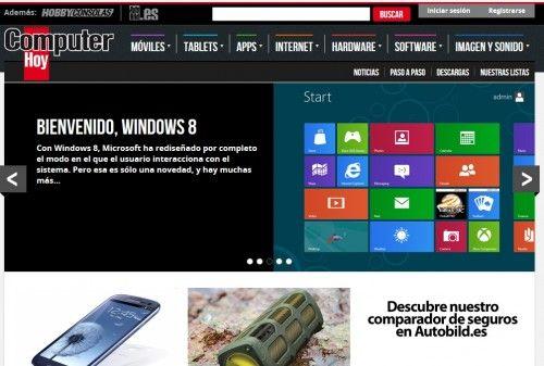 Bienvenido Computer Hoy 37