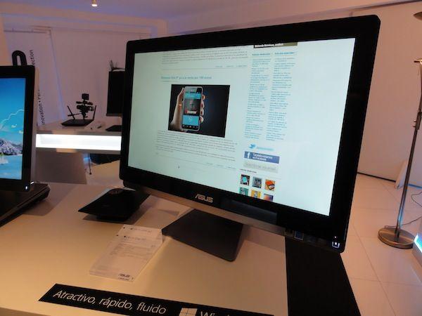 ASUS muestra sus novedades Windows 8 en un Openday en Madrid 42