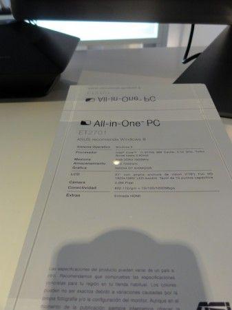 ASUS muestra sus novedades Windows 8 en un Openday en Madrid 39