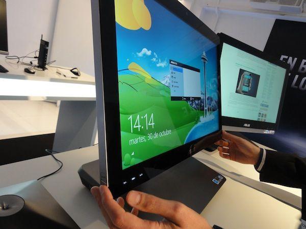 ASUS muestra sus novedades Windows 8 en un Openday en Madrid 44