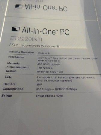 ASUS muestra sus novedades Windows 8 en un Openday en Madrid 37