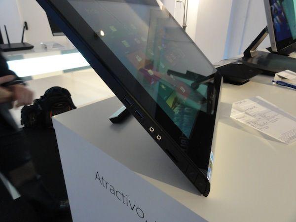 ASUS muestra sus novedades Windows 8 en un Openday en Madrid 38