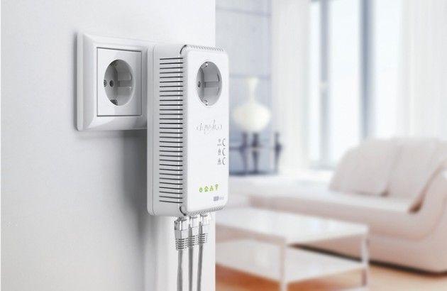 Devolo dLAN 500 AV Wireless+, PLC Wi-Fi y ethernet 29