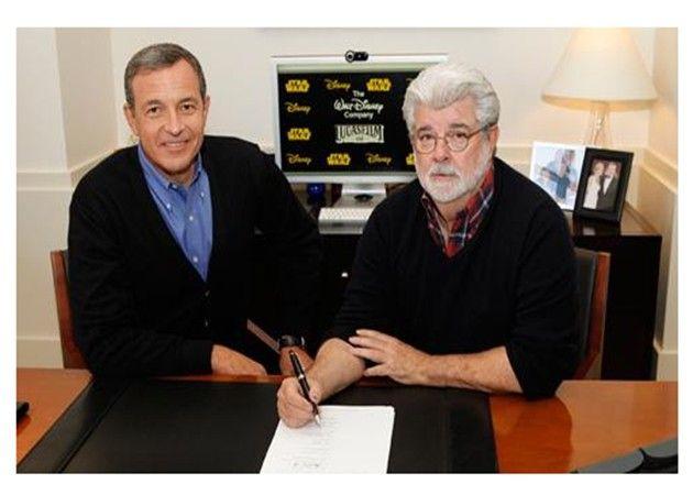 Disney compra Lucasfilm y anuncia nueva trilogía Star Wars 30