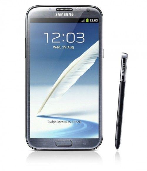 Samsung Galaxy Note II presentado en España 38