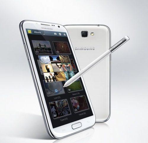 Samsung Galaxy Note II presentado en España 37