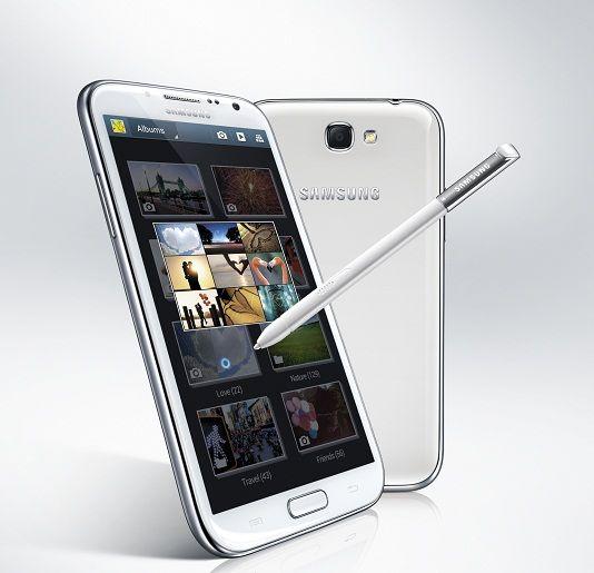 Samsung Galaxy Note II presentado en España 35