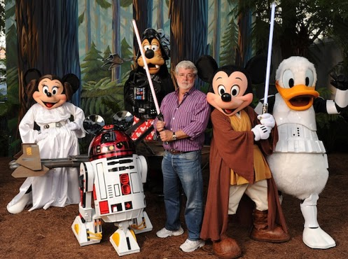 Disney compra Lucasfilm y anuncia nueva trilogía Star Wars 32