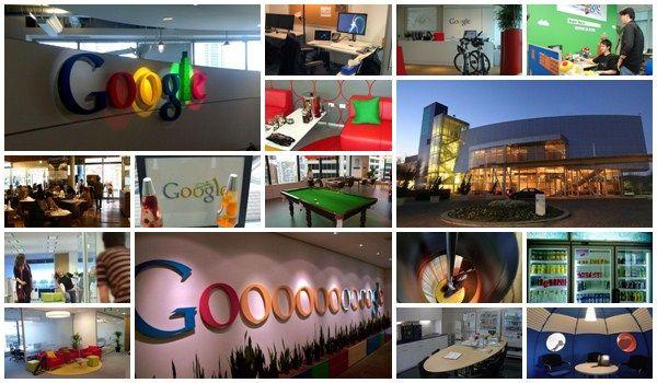 Los ingenieros de Google son los mejor pagados de Silicon Valley