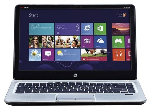 HP Envy m4, ultraportátil con Windows 8 para todos 30