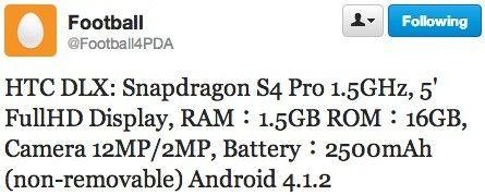 HTC DLX, el phablet que competirá con Galaxy Note 2 y LG Vu 2 31