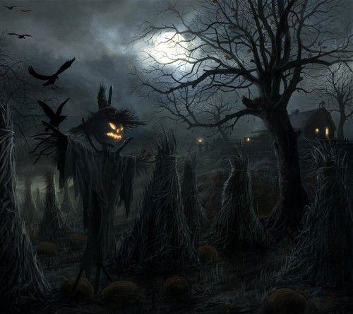 Halloween-Scarecrow