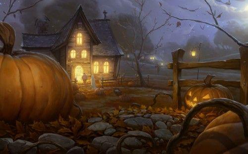 Halloween-Town