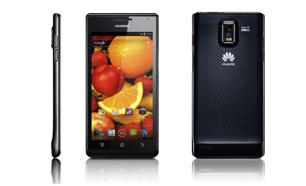 Huawei Ascend P1 llega a España con Vodafone 32