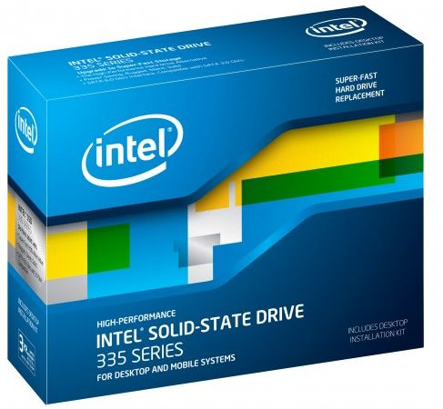 Intel presenta las nuevas SSD 335, las primeras de 20 nm 30