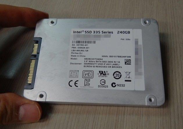 Nuevo Intel SSD 335 de 240 Gbytes 29