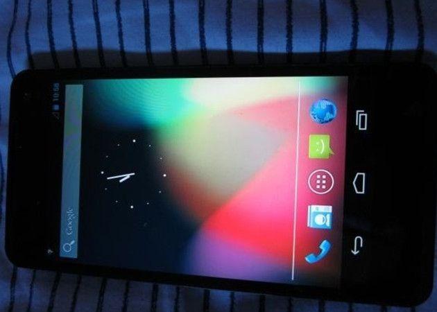 El lanzamiento mundial del LG Nexus 4 sería el 29 de octubre 32