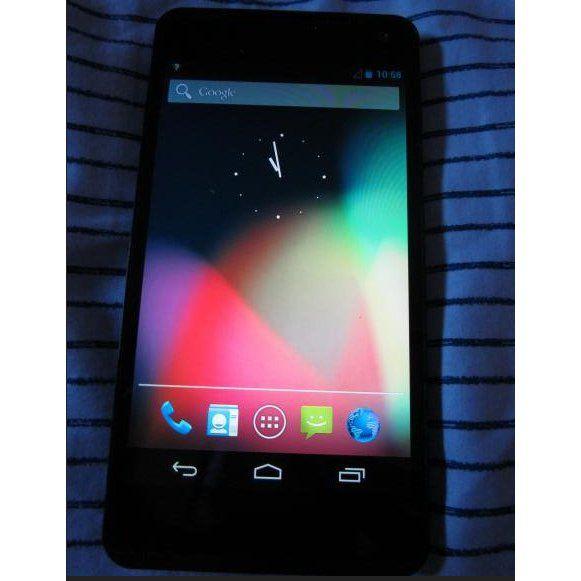 El LG E960 Mako será el nuevo Google Nexus 29