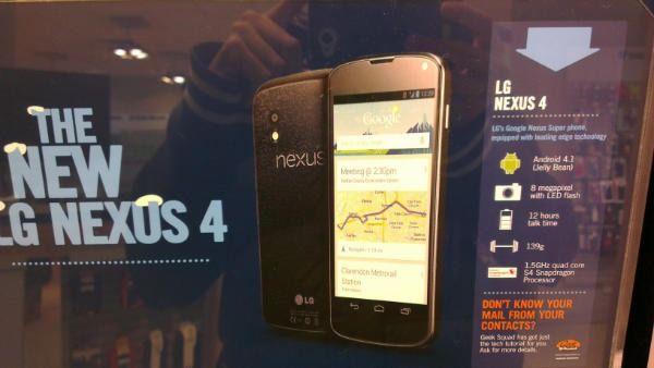 LG Nexus 4 2 Primeras imágenes del smartphone Nexus 4
