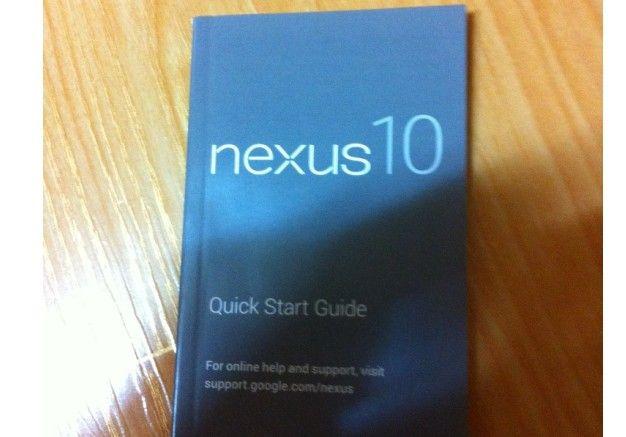 Un manual filtrado confirma el nuevo tablet Google: Samsung Nexus 10 30