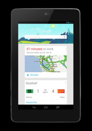Nexus7 GoogleNow 315x450 Google presenta su nuevo tablet Nexus 10 y actualiza Nexus 7