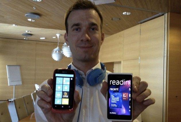Nokia fulmina al responsable del marketing engañoso del Lumia 920
