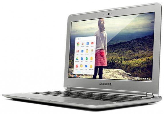 Nuevo Google Chromebook, un Samsung ligero, barato y con ARM 40