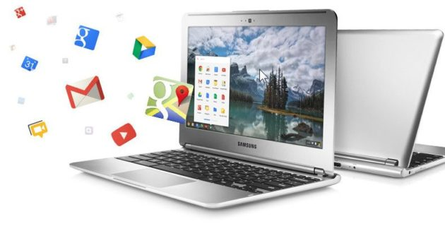 Nuevo Chromebook 2 630x327 Nuevo Google Chromebook, un Samsung ligero, barato y con ARM