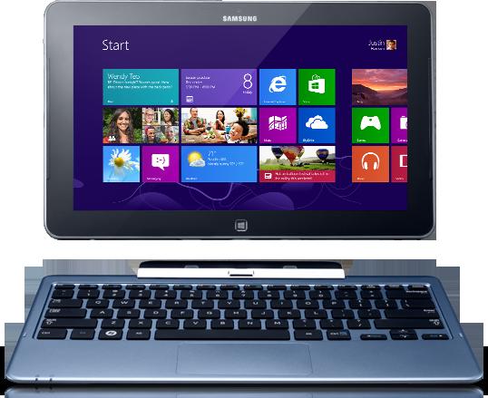 Ultrabooks, tablets y portátiles Samsung para Windows 8 29