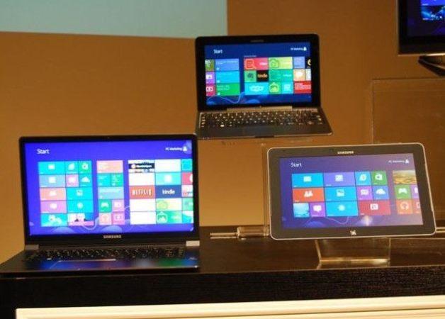 Ultrabooks, tablets y portátiles Samsung para Windows 8 28