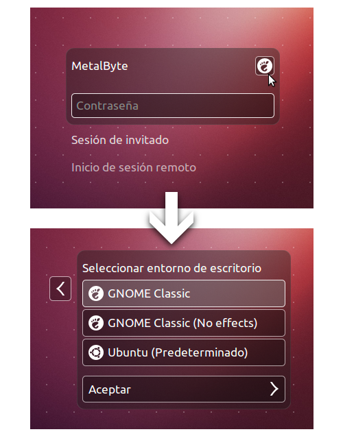 Ubuntu-session