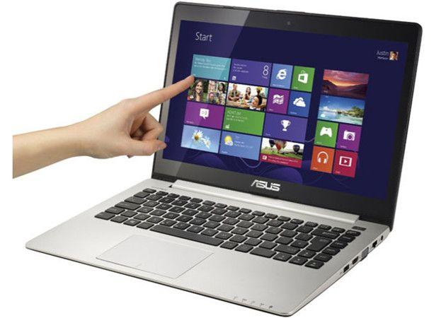 ASUS introduce el Ultrabook táctil VivoBook S400 para Windows 8