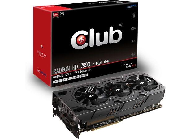 Club3D Radeon HD 7990 29