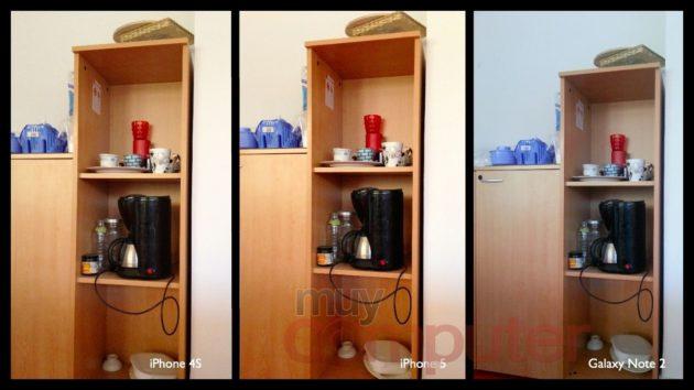 Calidad fotográfica iPhone 5, prueba frente iPhone 4S y Galaxy Note 2 33