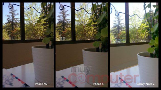 Calidad fotográfica iPhone 5, prueba frente iPhone 4S y Galaxy Note 2 35
