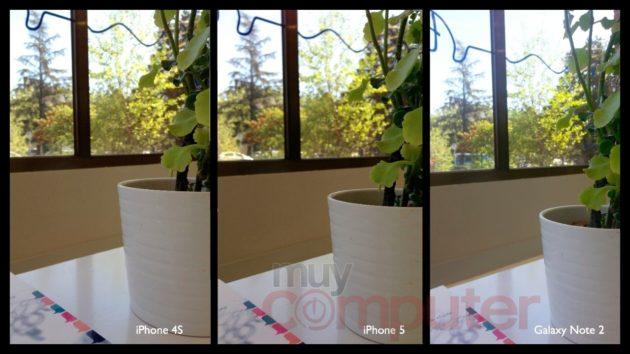 Calidad fotográfica iPhone 5, prueba frente iPhone 4S y Galaxy Note 2 34