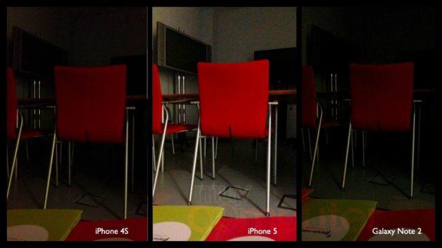 Calidad fotográfica iPhone 5, prueba frente iPhone 4S y Galaxy Note 2 36